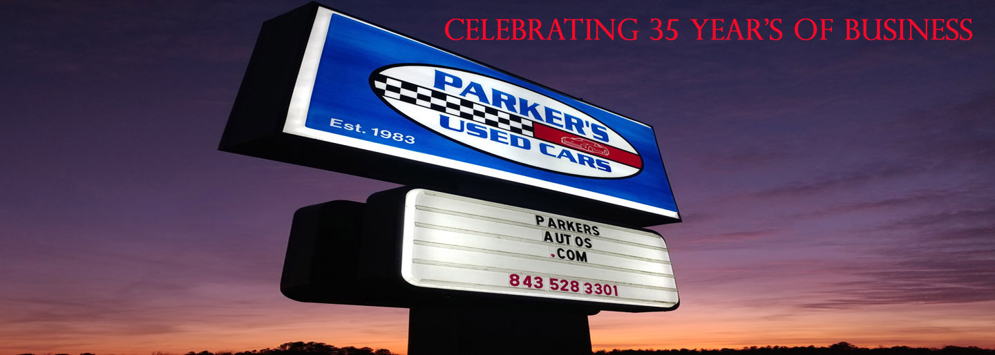 Home | Parker\'s Used Cars | Used Cars For Sale in Florence Myrtle ...